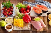 Диета по группе крови – меню, таблица продуктов