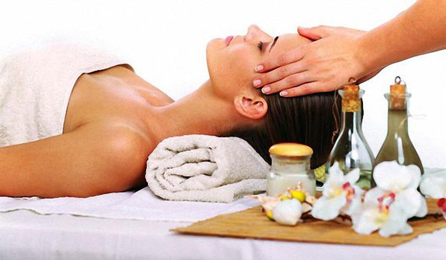Эфирные масла благотворно влияют на кожу лица