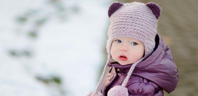 Недержание мочи может произойти из-за переохлаждения ребенка