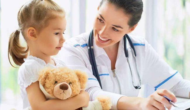 При назначении сиропа Эриус для детей необходима тщательная диагностика состояния ребенка