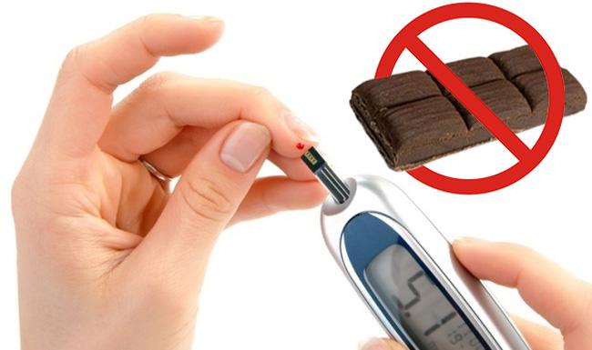 При сахарном диабете, Гематоген употреблять нельзя
