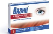 Visine eye drops – instructions for use, analogs, and rates