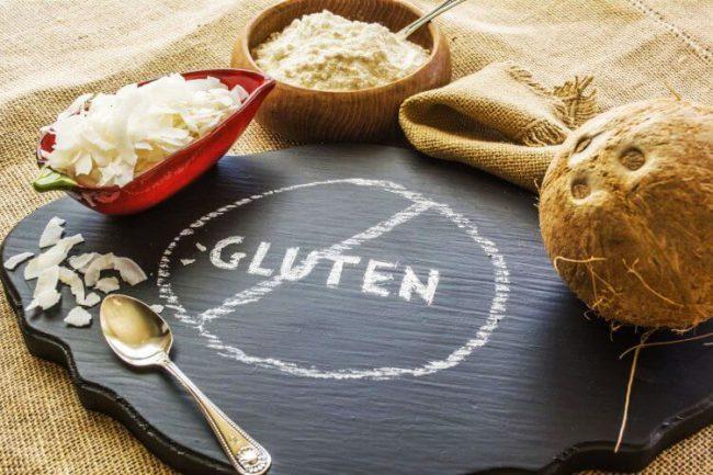 Любые продукты питания, изготовленные из пшеницы, ржи и прочих зерновых культур, содержат в своем составе существенное количество глютена
