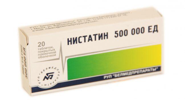 Благодаря низкой цене и эффективному действию, Нистатин остается препаратом №1 при лечении микоза на кожных покровах