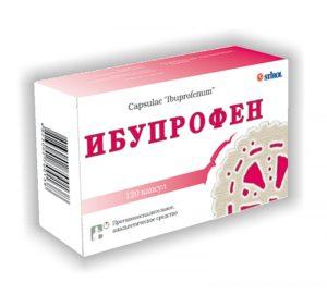 Ибупрофен можно смело назвать как противовоспалительным препаратом, так и обезбаливающим