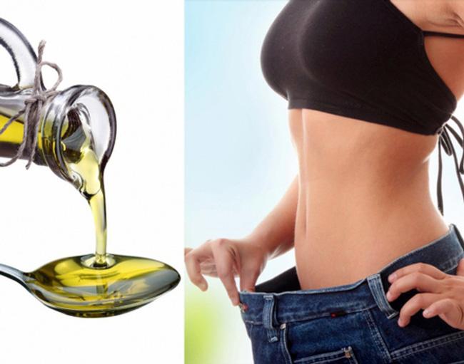 Прием касторового масла приводит к очищению желудка, что приводит к снижению веса