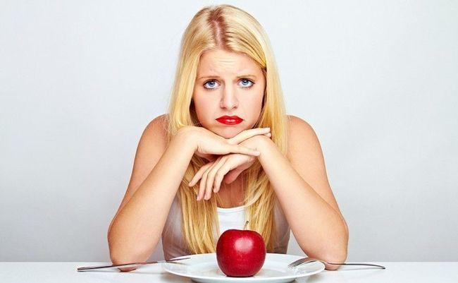 Уровень кислотности может меняться из-за диеты