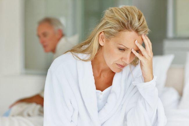 Климакс у женщин сопровождается перепадами настроения