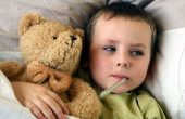 The baby is suffering from laryngitis? Find out how to help him