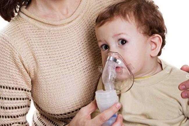 Ингаляции при ларингите способны быстро улучшить состояние ребенка, облегчить дыхание, снять отек