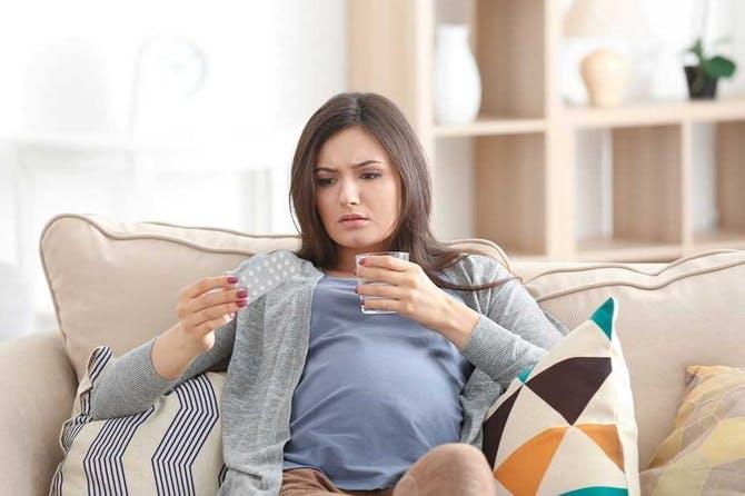 Беременным, а также малышам младше 2 лет препарат давать нельзя
