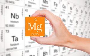 Магний является существенным элементом органов и тканей: в костной ткани находится половина от общего количества содержания магния в организме человека