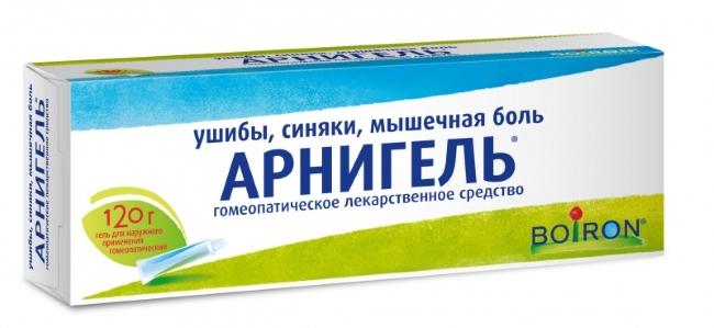 Арнигель — гомеопатическое средство на основе свежих растений. Мазь производится без консервантов и искусственных красителей.