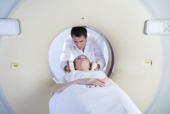 УЗИ сосудов и компьютерная томография определит патологии нарушения кровообращения