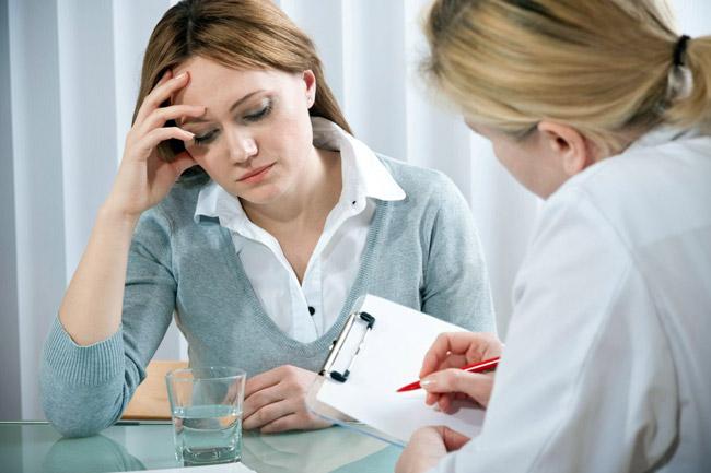 В 10-40% случаев, зараженные женщины вообще не ощущают никаких симптомов