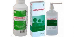 Оба антисептики и активно помогают в борьбе с бактериальными болезнями, а также не вызывают устойчивости у микробов при длительном применении.