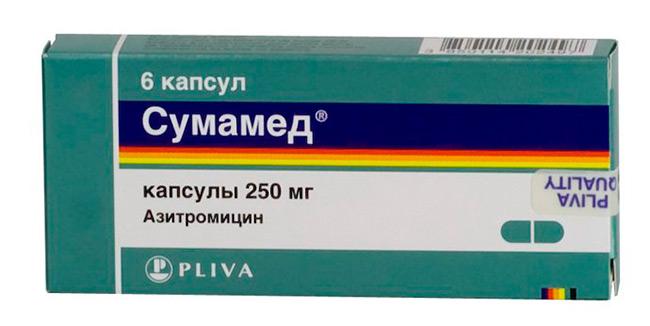 Прием препарата Сумаммед поможет быстро уничтожить или подавить агрессивность болезнетворных бактерий, устранить симптомы болезни, а также снизить риск возможных осложнений