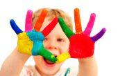 Language development and motor skills