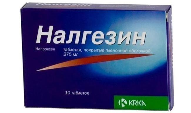 Налгезин - нестероидный противовоспалительный препарат, который оказывает обезболивающее, противовоспалительное и жаропонижающее действие, применяется для снятия боли