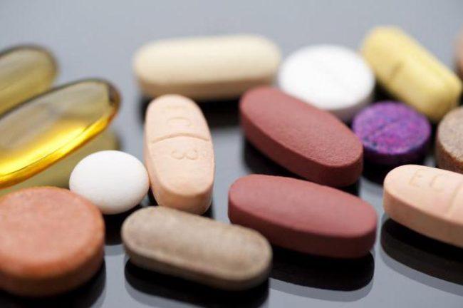 При приеме препарата возможно проявление побочных эффектов, которые проявляются в виде нервозности, депрессии, сонливости. Проявления тошноты и рвоты.