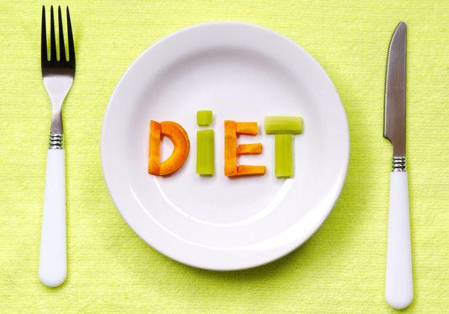 При лечении ангионевротического отека необходимо придерживаться строгой диеты.