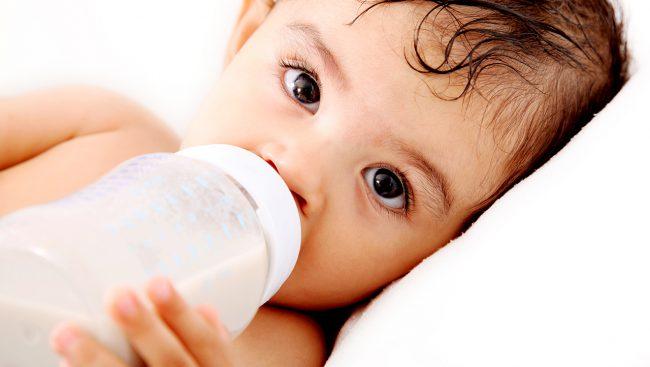Пальмовое масло в детских молочных смесях приближает их по составу к грудному молоку человека