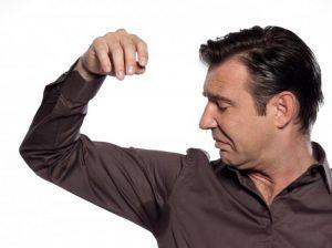 Впервые дни следите за реакцией на мазь, а также тщательно вымывайте подмышки перед повторным применением