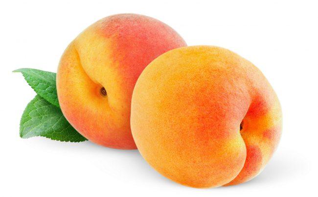 Витамины в персиках представлены следующим комплексом: витамин С, группа В, а так же витамины Е, РР, К и каротин