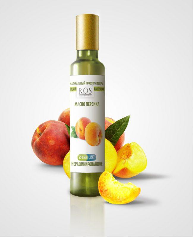 Персиковое масло является идеальным косметическим и лечебно-профилактическим средством