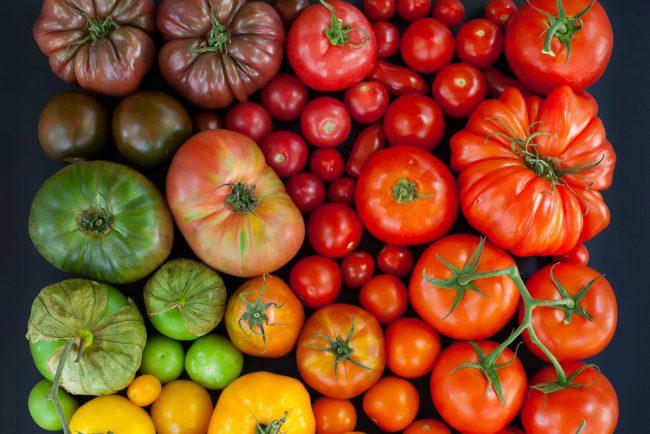 «Больше томатов!» — дружно рекомендуют диетологи, когда заходит речь о профилактике сердечнососудистых заболеваний и гипохолестериновой диете
