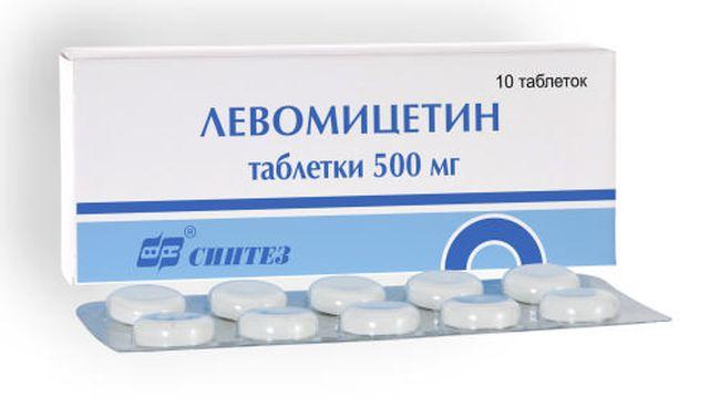 Левомицетин может спровоцировать повышение лимфоцитов в крови