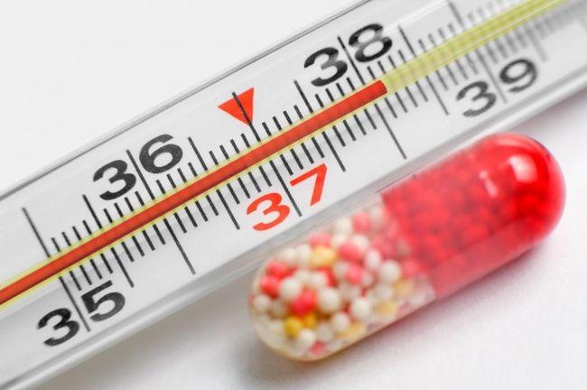 Одним из симптомов лейкоцитоза является повышенная температура