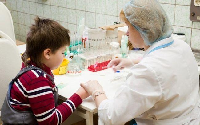 Норма показателей лейкоцитов в крови меняется с возрастом