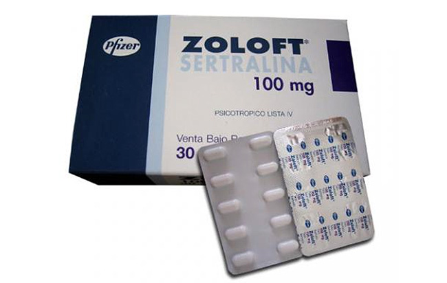 Золофт выпускают в форме таблеток весом 50 или 100 мг