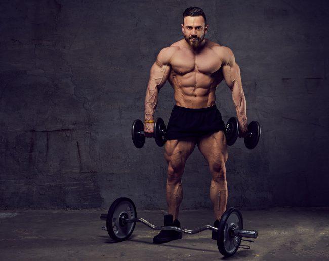 Протеин составляет основу мышечной ткани, следовательно, без достаточного его количества невозможен рост мышц