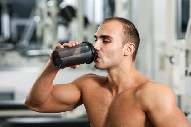 Вред протеин может принести только при неправильном употреблении