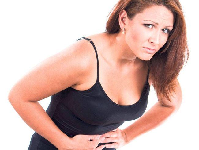 Один из симптомов рака кишечника - сильная потеря веса и плохой аппетит
