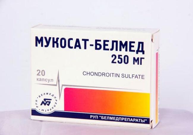 Мукосат - препарат подобен средству Хондрогард, он имеет аналогичное действие