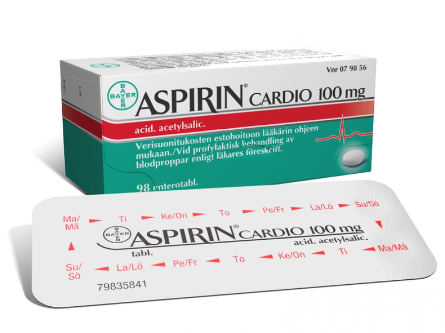 Выглядит Аспирин Кардио как и любая таблетка в наше время: круглая или выпуклая форма, белого цвета и в блистере