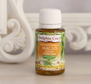 Приступая к терапии с помощью масла рукколы, обязательно посоветуйтесь с врачом