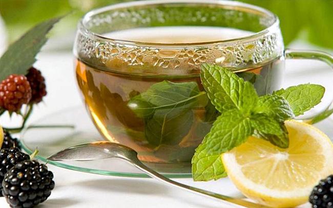 Чай из Стевии заваривается и пьется как обычный чай