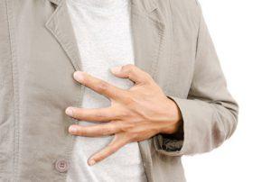 В норме этот орган существует незаметно для человека, но если вы обнаружили боль в области груди и живота, пожалуйста, посетите врача