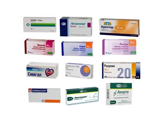 Поскольку лечение различными статинами требует назначения в разных дозах, разумно ввести классификацию на основании рекомендованных дозировок