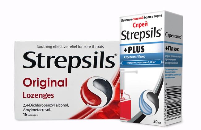 Стрепсилс – используют в стоматологической практике и для предотвращения процессов воспалительного характера и инфицирования после операций в ротовой полости