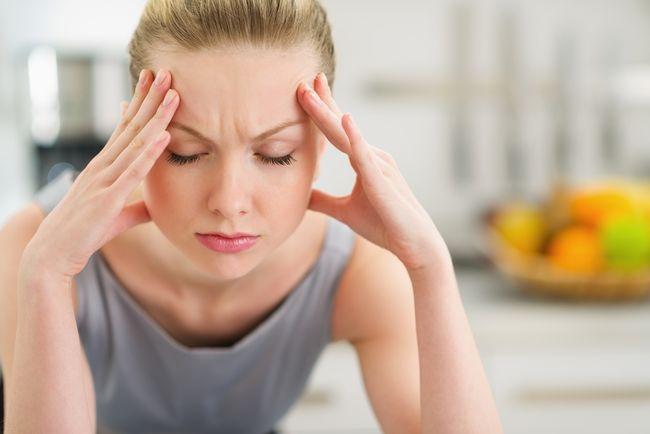 Стресс является частой причиной развития ячменя