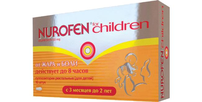 Нурофен - нестероидный противовоспалительный препарат, обладающий жаропонижающим и обезболивающим действием, начинает действовать быстрее Цефекона и имеет продолжительность терапевтического действия до восьми часов