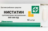 Свечи Нистатин – инструкция, показания, состав, способ применения от молочницы