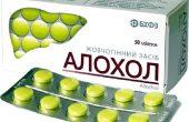 Аллохол таблетки: инструкция по применению желчегонного препарата и аналоги с отзывами