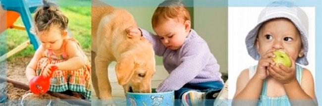 Для профилактики и предупреждения заражения глистными инвазиями стоит следить за своевременным мытьем рук у ребенка с использованием обеззараживающих средств, а также избегать контактов с уличными животными