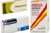 ТОП-12 лучших таблеток от глистов для детей – список препаратов для лечения и профилактики гельминтозов
